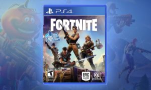 Installation Guide für Fortnite Battle Royale on Playstation 4 (PS4)