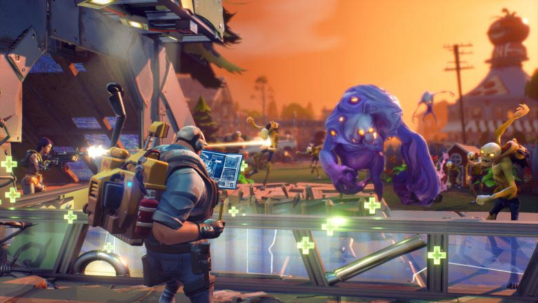 Fortnite Save the World Download Review