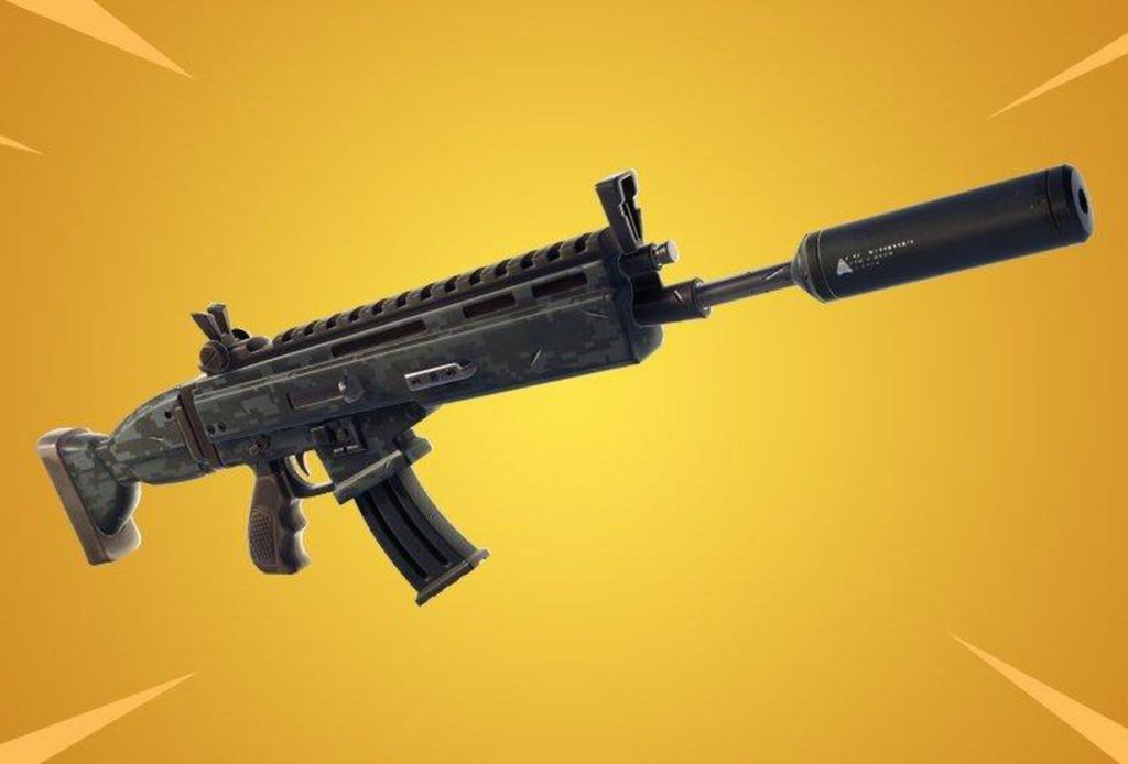 Fortnite Weapon Assault Rifle