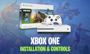 Tutorial: How to install Fortnite on XBOX ONE