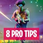 Fortnite Battle Royale Pro Tips