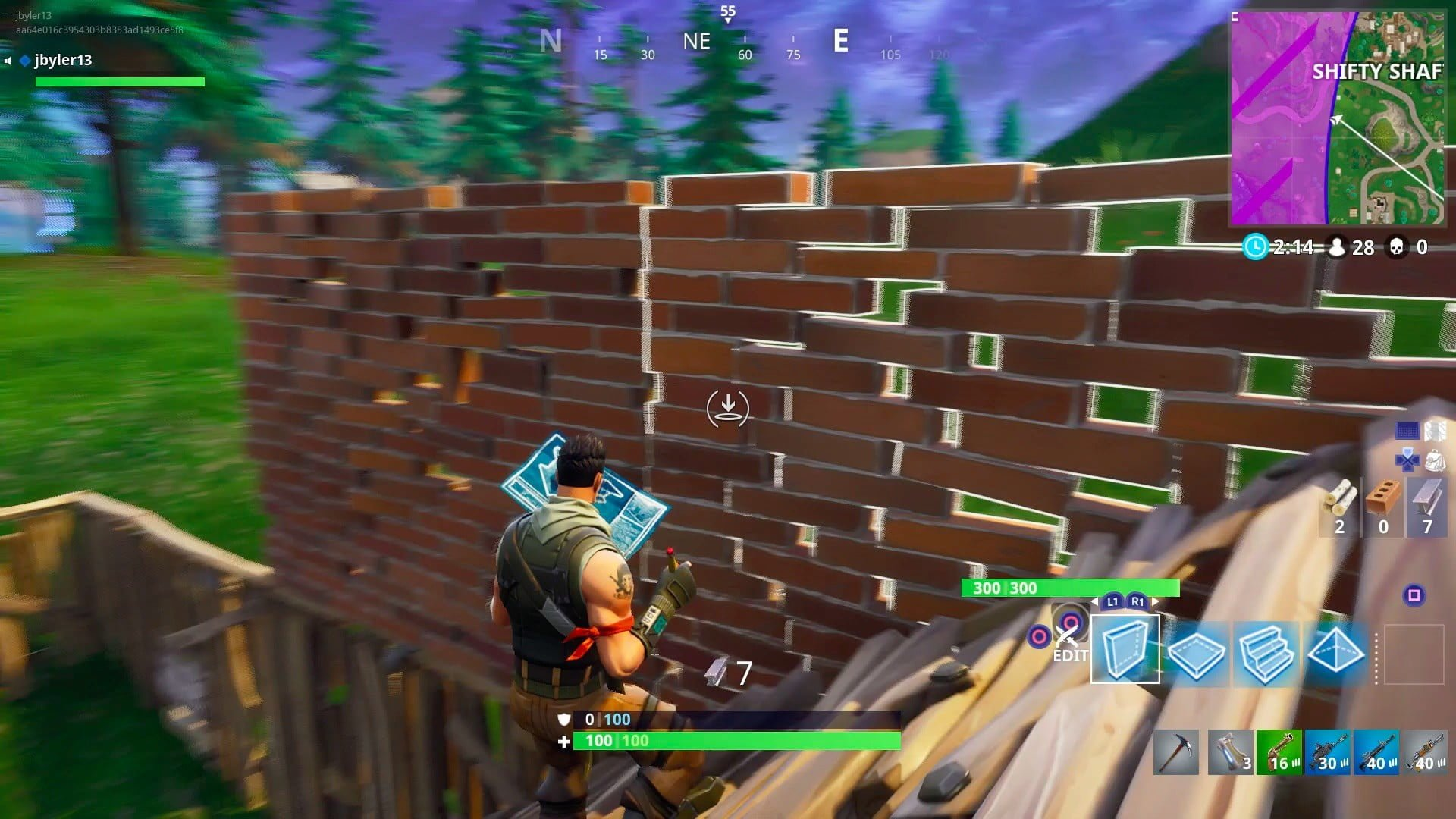 Build while you Shoot