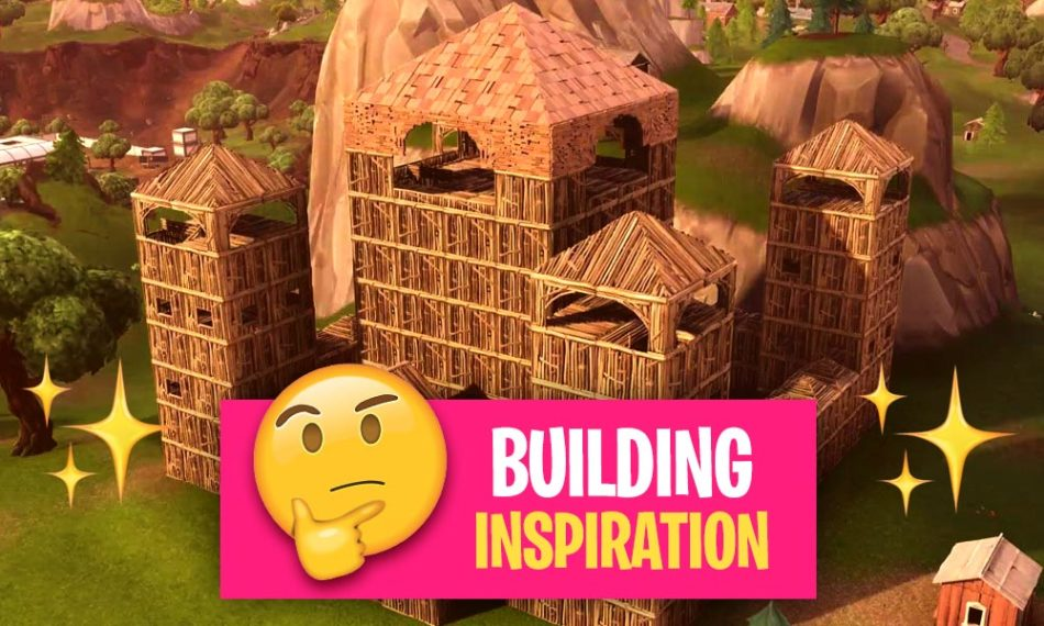 Fortnite Building Ideas and Inspiration