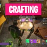 Fortnite Crafting Guide