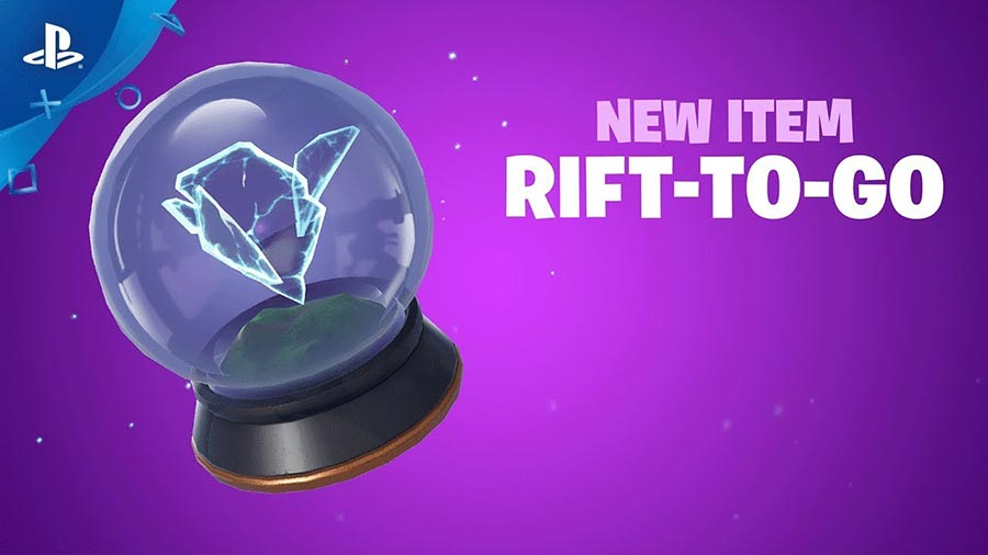 Fortnite Item Rift to Go