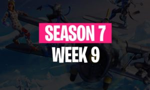 Season 7 Week 9 Challenges