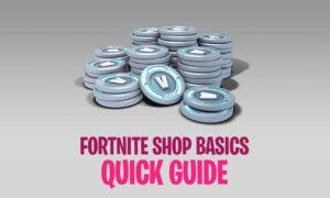 Fortnite Shop Rotation Basics