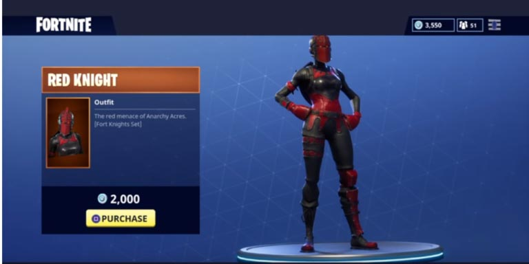 Fortnite Shop How to buy Items