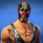 Fortnite Skin Masked Fury