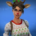 Fortnite Skin Red-Nosed Raider