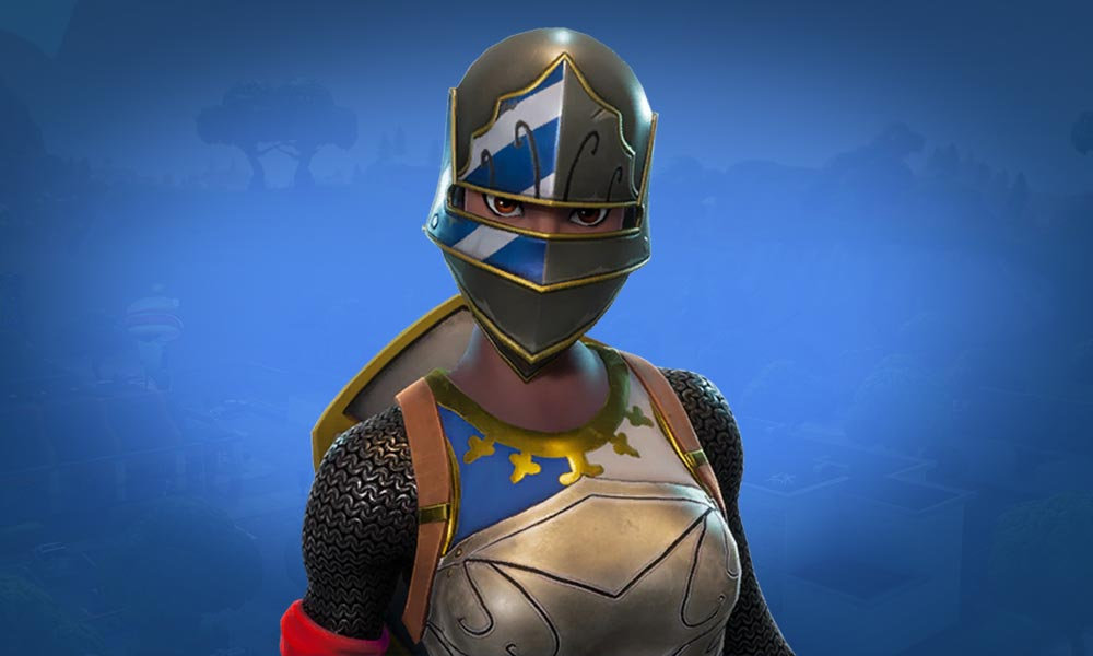 Royale Knight - Fortnite Skin - Lordly female heavy ...