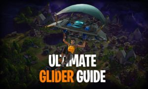 The Ultimate Guide To Use The Fortnite Glider Efficiently