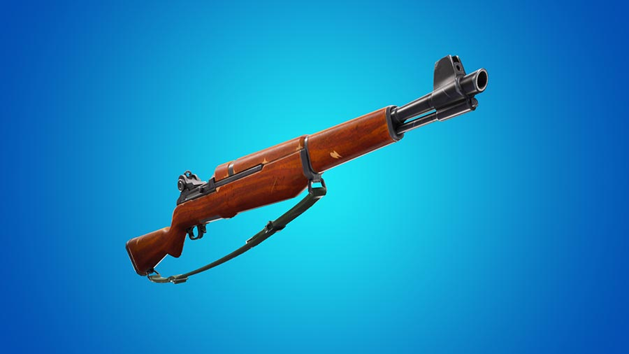 Fortnite Weapon Infantry Rifle