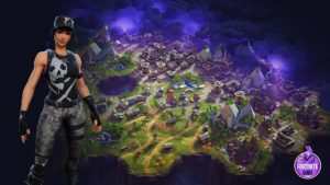 Survival Specialist Battle Royale Map