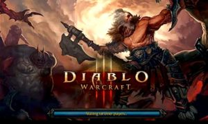 Diablo 3 Warcraft Map