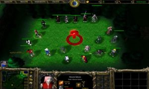 Warcraft 3 Naruto Castle Defense V20.0