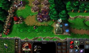 Warcraft 3 Vampirism Fire - Free Map Download