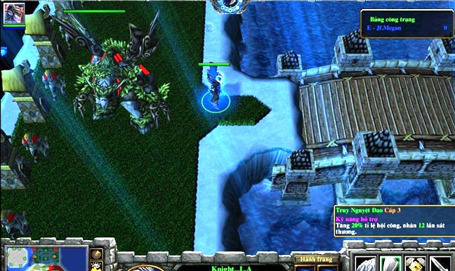 Warcraft 3 Divide and Fight
