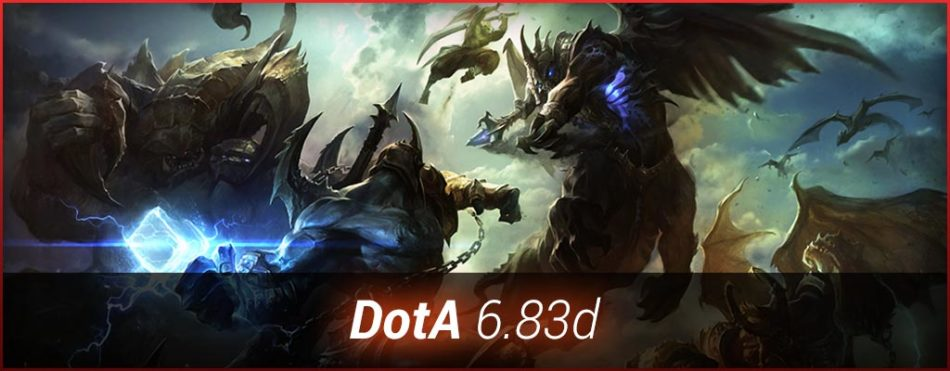 Dota 6.83d Download