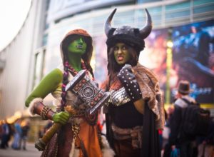 Warcraft 3 Cosplay