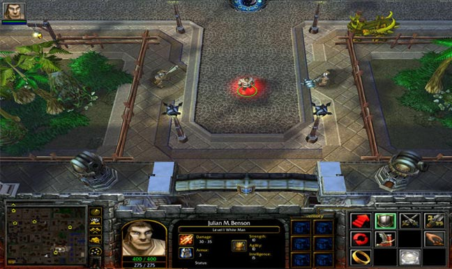 Warcraft 3 Life Of A Peasant Ascension Free Map Download