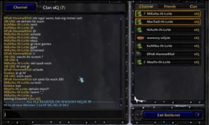 Warcraft 3 Chat Commands