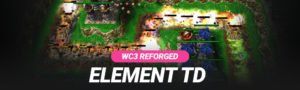 Warcraft 3 Element TD Map Download (Tower Defense) Best Version