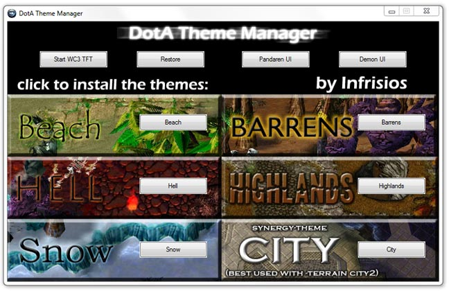Dota Theme Manager Tool Download