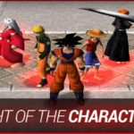 Warcraft 3 Fight of the Characters