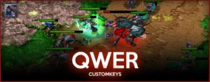 Customkeys QWER
