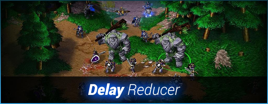 Warcraft 3 Delay Reducer Download
