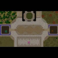 Warcraft 3 Map Fight of the Characters