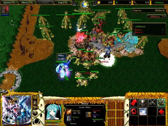 Warcraft 3 Map Tong Hop Shops