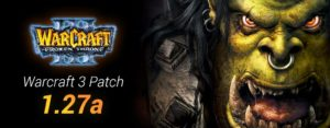 Warcraft 3 Patch 1.27a