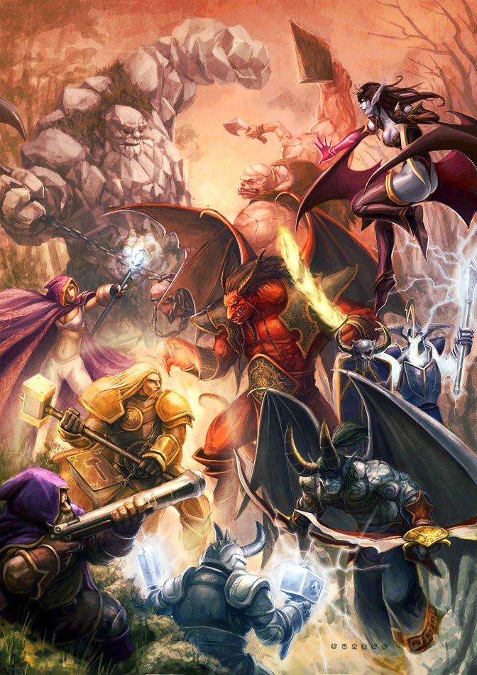 the-dota-wallpaper-with-heros-and-spells