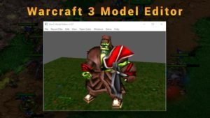 Warcraft 3 Model Editor Download