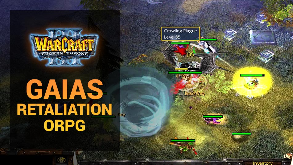 Gaias Retaliation ORPG