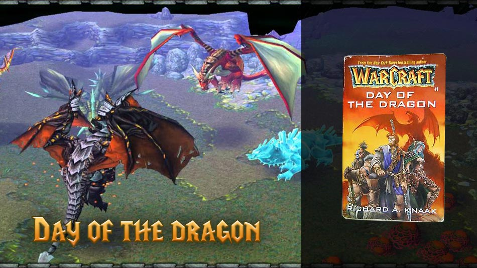 Warcraft 3 Day of the Dragon