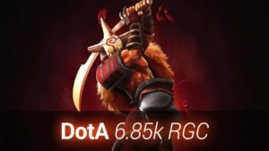 Dota 6.85k RGC Download