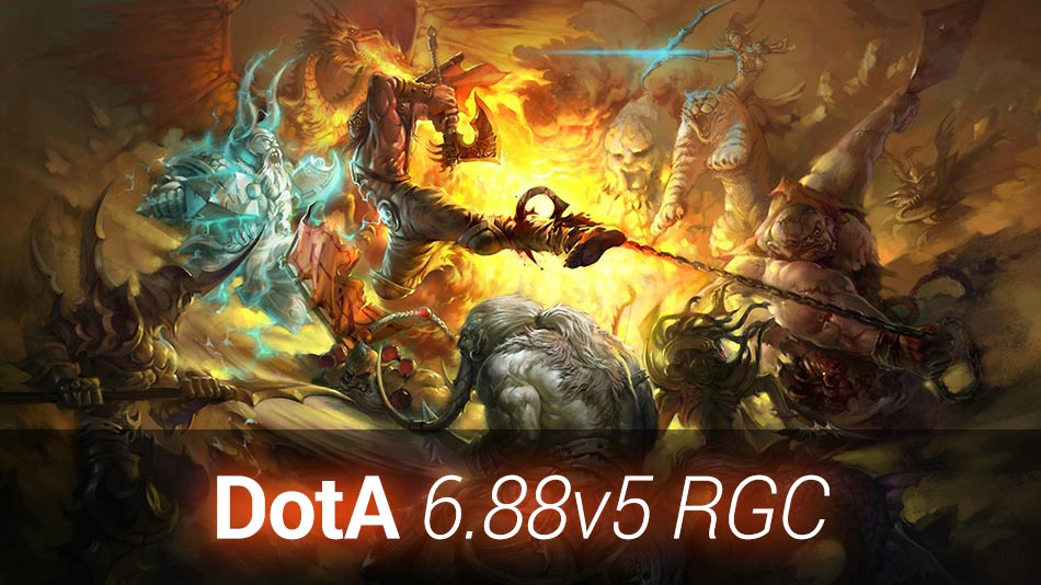 Dota 6.88v5 RGC Download