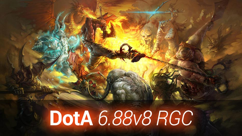 Dota 6.88v8 RGC Download