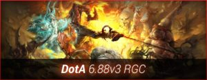 DotA 6.88v3 RGC Download