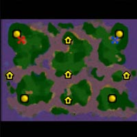 Warcraft 3 Map Echo Isles