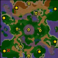 Warcraft 3 Map Last Refuge