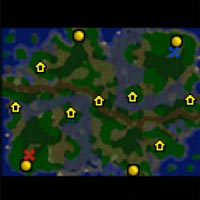 Warcraft 3 Map Road to Stratholme