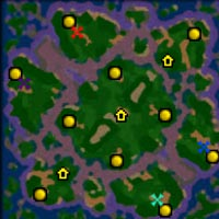 Warcraft 3 Map Turtle Rock