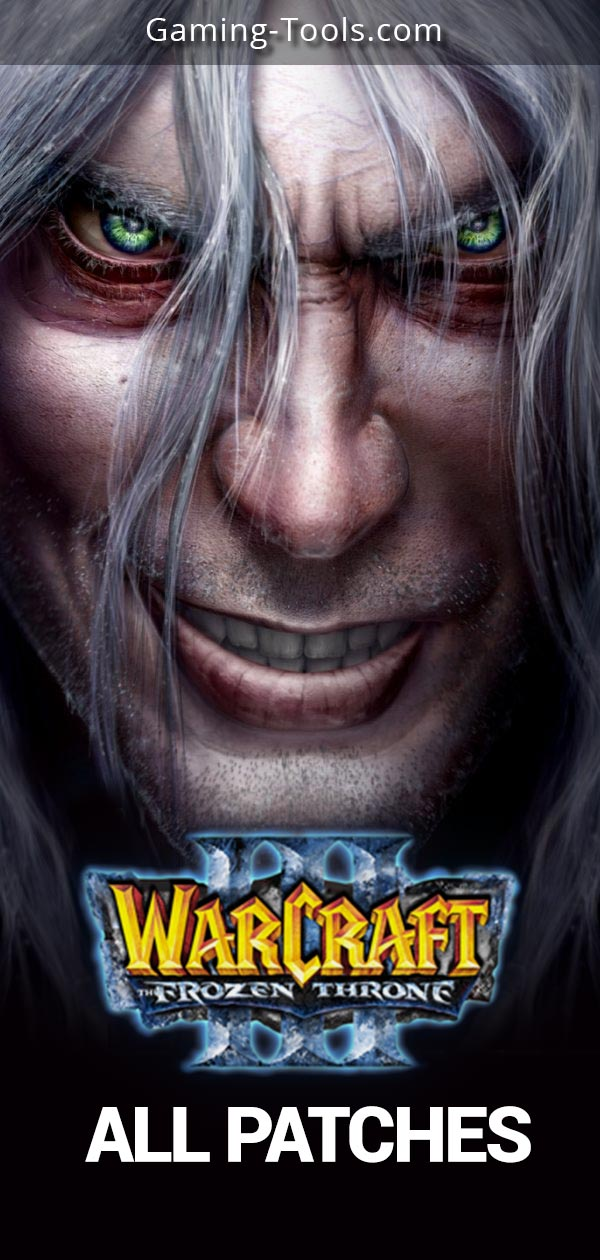 Warcraft 3 Patches Clients