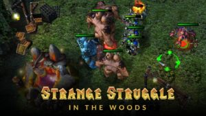 Strange Struggle in the Woods Download