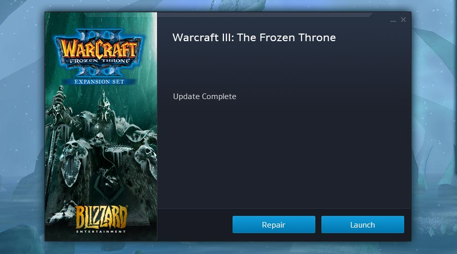 Warcraft 3 Patch 1.29 Complete