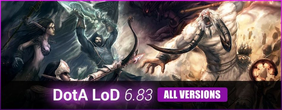 Dota LoD 6.83 Download